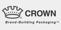 Logo Crown packaging